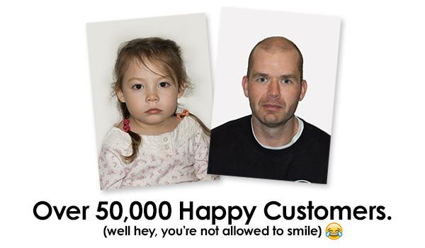 Passport Photos Vancouver