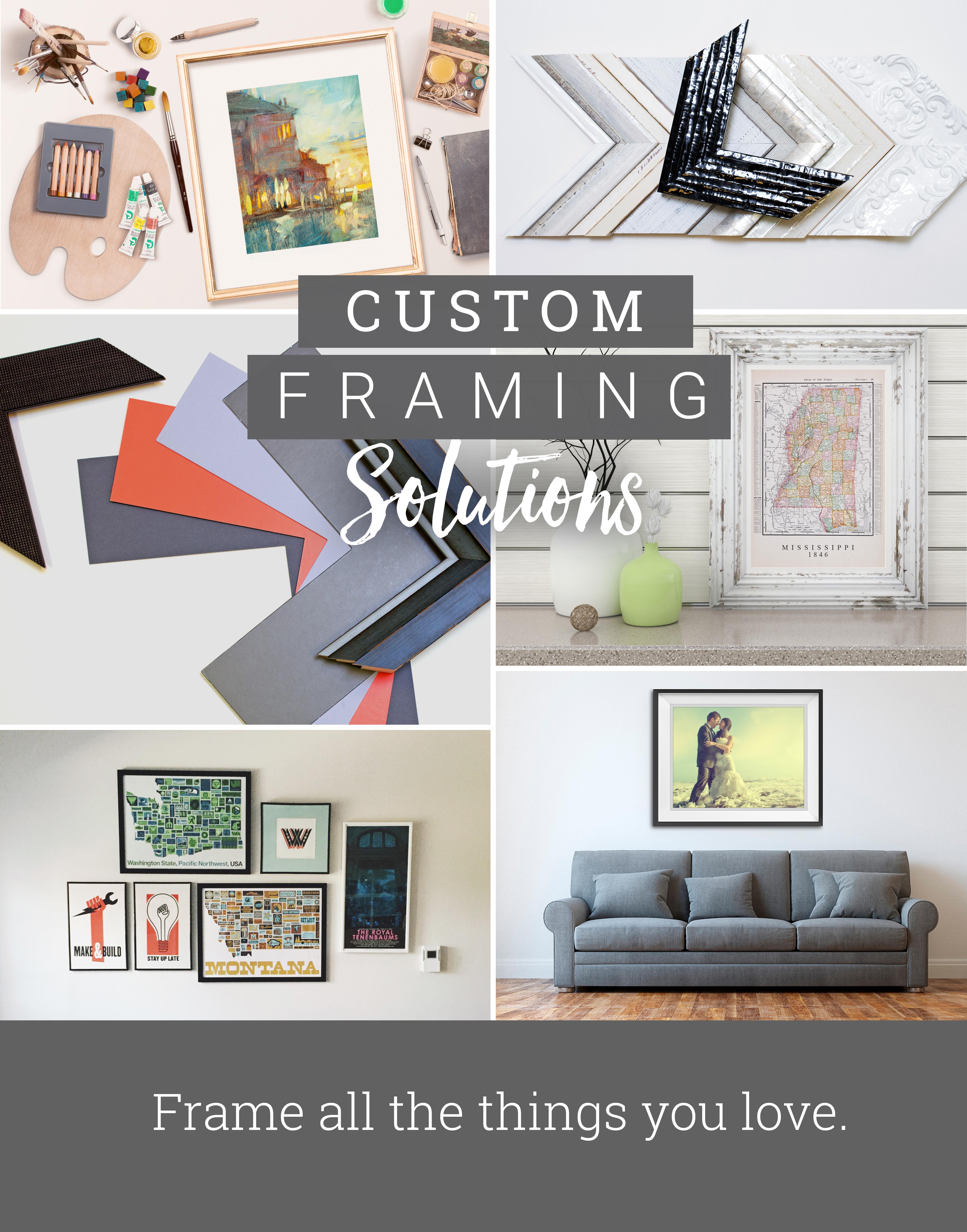 Poster-CustomFraming