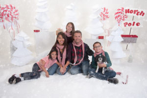 Christmas Portraits Vancouver