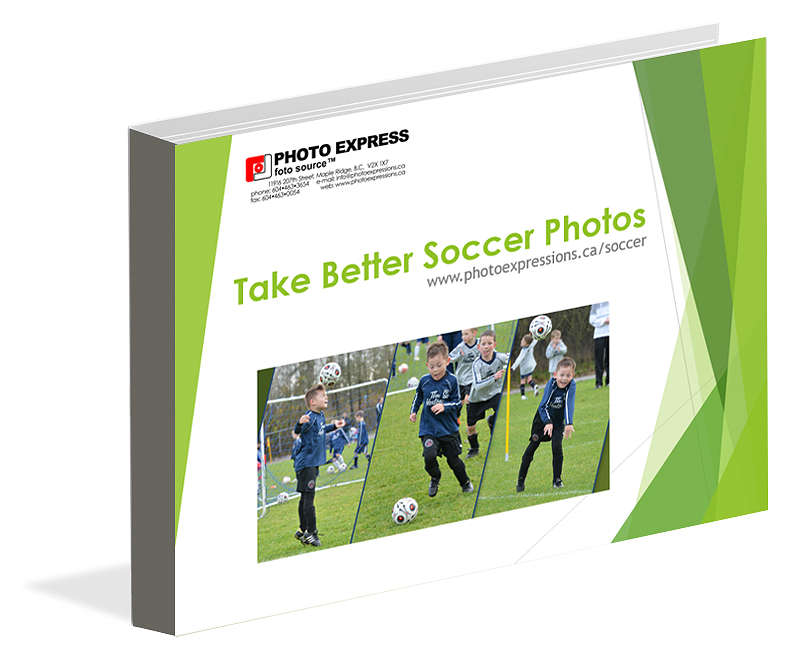 Take Better Soccer Photos