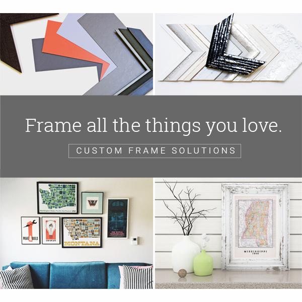 Custom Framing