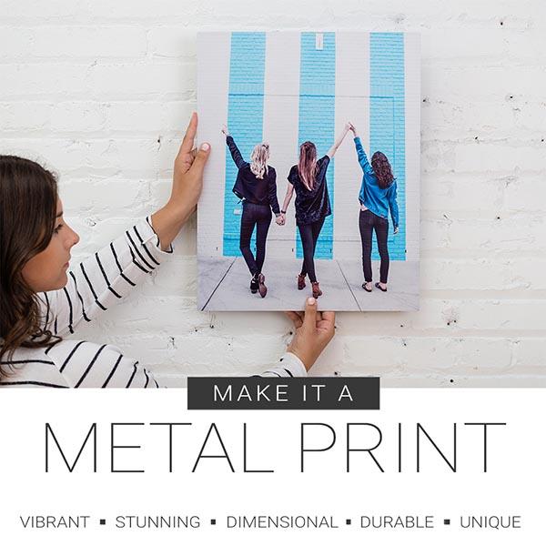 Metal Prints Canada