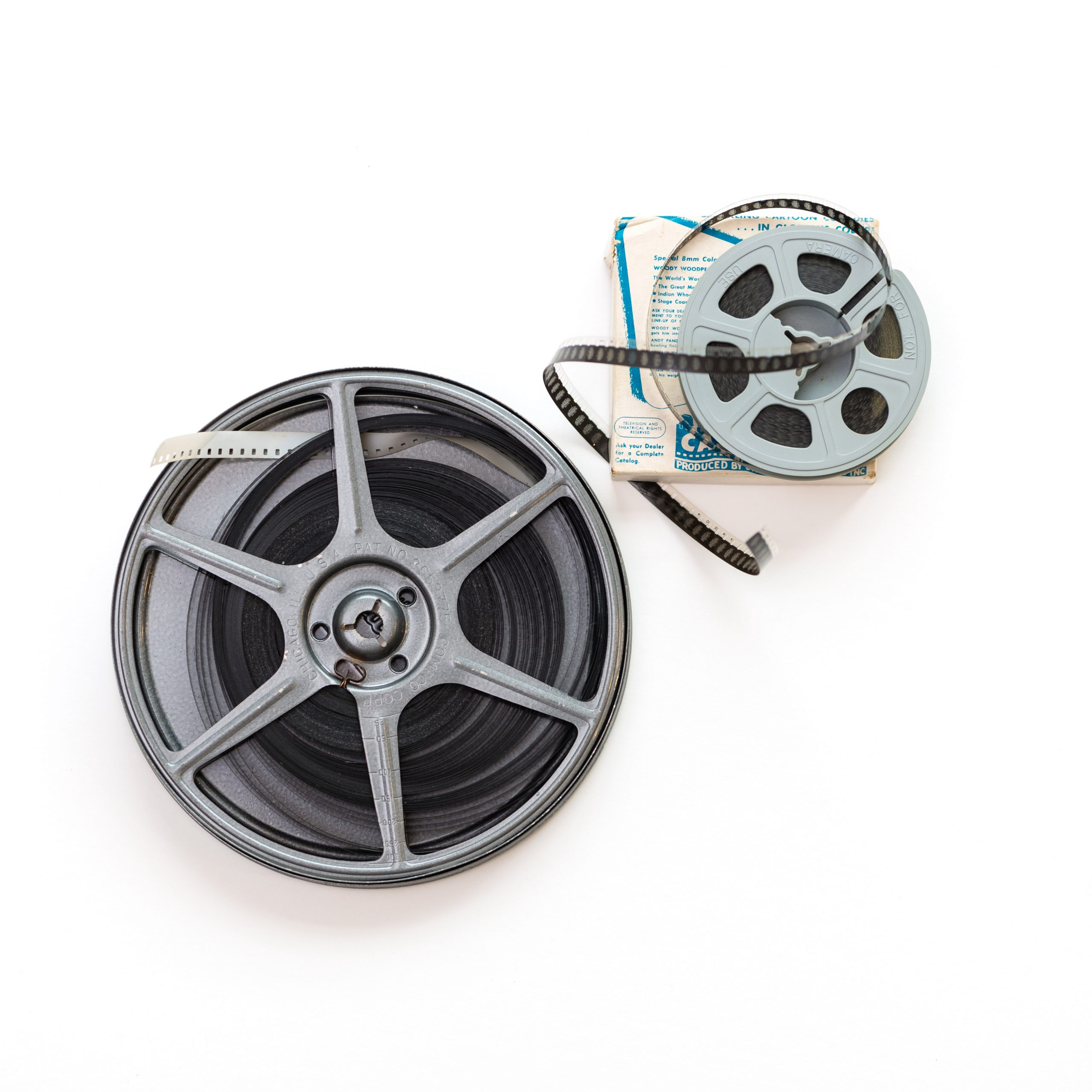 Reel to Reel video transfer