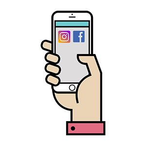 social media is not photo storage