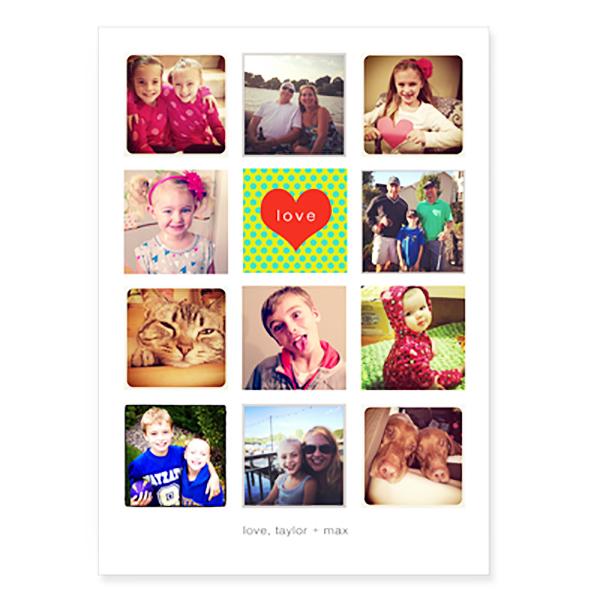 photo valentine's cards